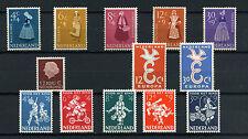 Year set Netherlands 1958 complete MNH