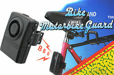 BICYCLE ALARM TO SUIT MOST TYPES OF BIKES MOTION SENSOR ANTI THEFT SECURITY