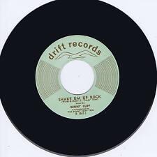 BENNY CLIFF - SHAKE UM UP ROCK - MONSTER MONSTER TOP ROCKABILLY BOPPER - REPRO