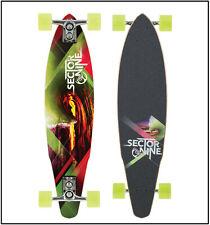 "SECTOR 9 REVOLVER 34"" LONGBOARD SKATEBOARD, Complete, Sidewinder II, Carving NEW"