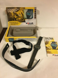 Polar Pacer Heart Rate Monitory w Bands, Needs Battery