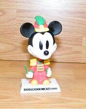 Genuine Disney Treasures Bandleader Mickey (1935) BobbleHead Only **READ**