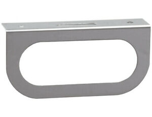 Buyers Products LB1SS, Single Oval Stainless Steel DOT Light Bracket