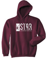 STAR Laboratories sweatshirt - Team Flash - STAR Labs crewneck - Star lab hoodie