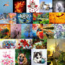 Full Drill DIY 5D Embroidery Diamond Painting Cross Craft Stitch Kit Art Picture