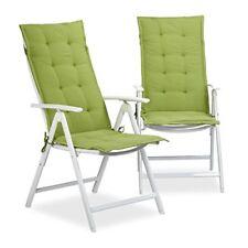 Coussins de jardin et terrasse en polyester pour fauteuil de jardin