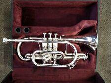 More details for besson sovereign 928 - gs siliver cornet