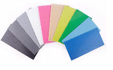 5pcs Lego compatible Baseplates Base Plate Building Granule Block floor 16x32