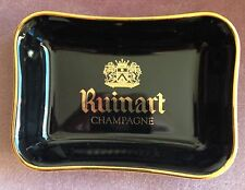 RUINART CHAMPAGNE INDIVIDUAL ASHTRAY BRAND NEW NEVER BEEN USED