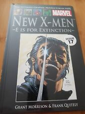 Ultimate Graphic Novels Collection Marvel New X-Men -E is for Issue 17 NEW