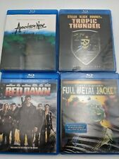 Full Metal Jacket, Apocalypse Now, Tropic Thunder, Full Metal Jacket Blu-ray