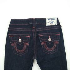 True Religion - 'Boot Cut' Skinny Stretch Denim Jeans Women's Size W25 RRP $300+