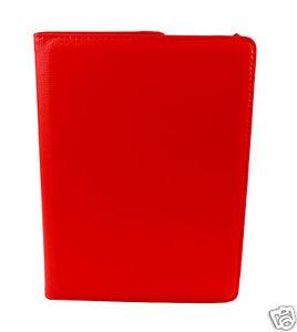 Tablet Tasche für Samsung Galaxy Tab A 9.7 Zoll T550 T555 Schutz Hülle Rot