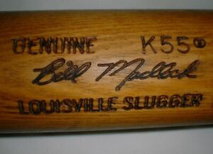 "35"" Old BILL MADLOCK Bat SUPER RARE Louisville Slugger 125 PITTSBURGH PIRATES"