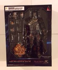 METAL GEAR SOLID V Phantom Pain PUNISHED SNAKE SDCC 2014 Exclusive  Figure NIB