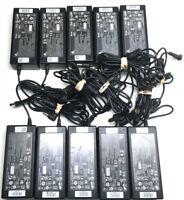 Lot of 10 Genuine Zebra Thermal Label Printer TLP2844 TLP3842 AC Adapter Power