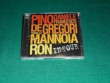 Pino Daniele, Francesco De Gregori, Fiorella Mannoia & Ron  - In Tour