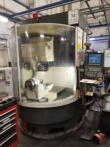 WALTER HELITRONIC HMC-500XP 5 AXIS CNC TOOL CUTTER GRINDER ANCA