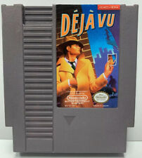 Deja Vu for Nintendo NES Cartridge Only Authentic Clean & Tested By Kemco