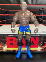 WWE SHELTON BENJAMIN WRESTLING FIGURE DELUXE AGGRESSION SERIES 16 JAKKS