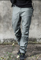 Airsoft Mens Tactical Pants Combat Cargo Casual Army Outdoor Military WATERPROOF