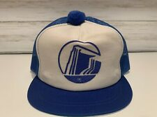 Vintage Prudential Insurance Hat Cap Made In USA Shirt Bill Pom