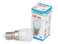 LED bulb lamp E14 220-240V/AC 2W 130lm 4000K 50x23 mm daylight LEDOM 247897