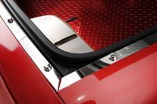 C5 Corvette Coupe 1997-2004 Rear Hatch Catch Plate - 2Pc