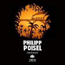 PHILIPP POISEL - PROJEKT SEEROSENTEICH (LIVE)  CD NEU