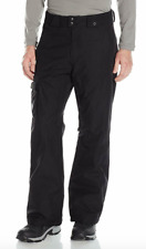 Spyder Men's Black Boss Snow Pants
