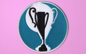 European Cup Winners Cup Final 1997 Sleeve Soccer Embroidery Patch / Badge