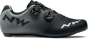 Northwave Revolution Black/Anthracite Size 42 US 9.5