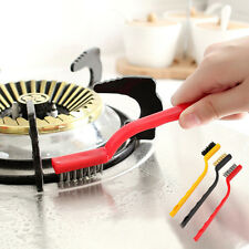 Hot Sale 3pcs/set Magic Stainless Steel Gas Stoves Cleaning Brushes Kitchen Tool