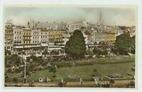The Central Gardens Bournemouth Dorset Dearden & Wade W.72 RP Postcard, C032