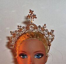 OOAK Doll / Barbie Crown/Tiara -  U Pick Color