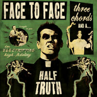 """Face to Face : Three Chords and a Half Truth Vinyl 12"""" Album with MP3 (2013)"""