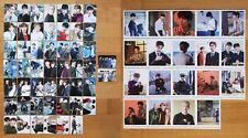 MONSTA X Mini 5th The Code Album Photocards 50pcs + Pre Order Scene Photo 19pcs