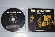 The Offspring ‎– Defy You. CD-SINGLE PROMO