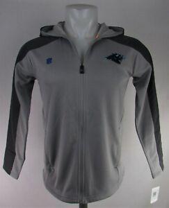 Carolina Panthers NFL Outerstuff Youth Full-Zip Jacket