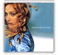 MADONNA - RAY OF LIGHT LP COVER FRIDGE MAGNET IMAN NEVERA