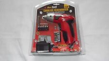 CORDLESS SCREWDRIVER DRILL RECHARGEABLE ELECTRIC AM-TECH 3.6V