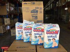GOON Japanese Nappies Japan Version 9 ~ 14kg  Carton 4 x 54pcs  #39480