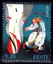 SELLOS TEMA EUROPA 1998 ESTONIA MUSICA DANZA  1v.