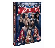 Official  WWE - Wrestlemania 32 (XXXII) 2016 Event DVD (3 Disc Set)