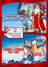 The Life & Adventures of Santa Claus/Opus n' Bill in A Wish for Wings That...