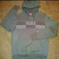 New Mens Size Medium Pull-over Puma Sports Winter Hoodie retail:$45