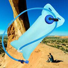 2L Water Hiking Camping Hydration System Bladder Bag Backpack Camel Pack PRO