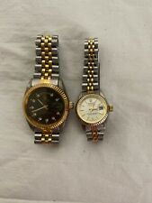 Ladies And Mens Watch Not Running