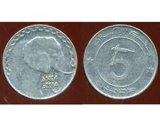 ALGERIE ALGERIA 5 dinars 2004    ANM