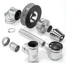 4DT-VPHKB Metal Best Pellet & Corn Vent Up & Out Horizontal Termination Kit